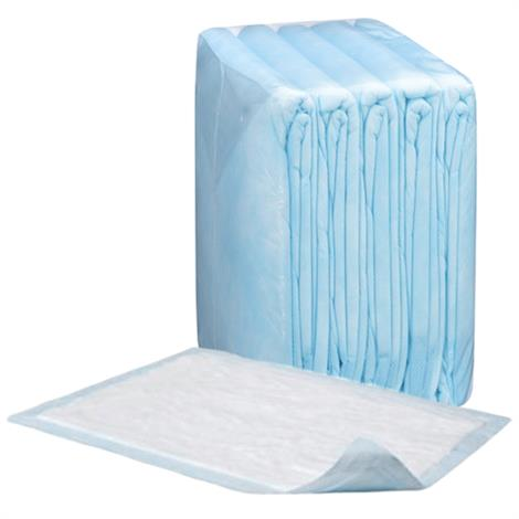 """Attends Air Dri Breathables Plus Underpads,23"""" x 36"""",10/Pack,6Pk/Case,FCPP2336"""