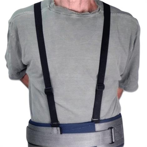 AT Surgical Ergonomics Lifting Back Brace With Suspenders,0,Each,0