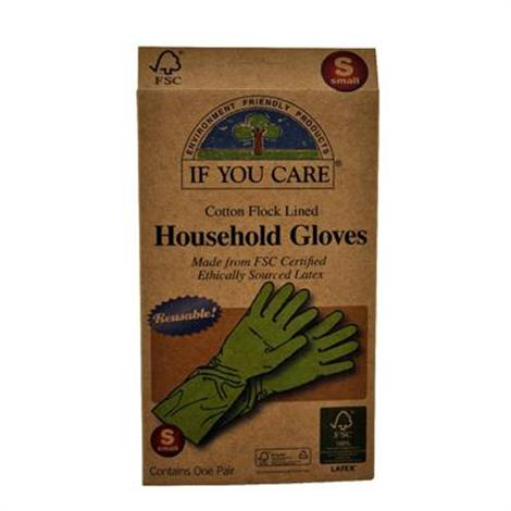 If You Care Small Household Gloves,Large,12/Pair,AY67054
