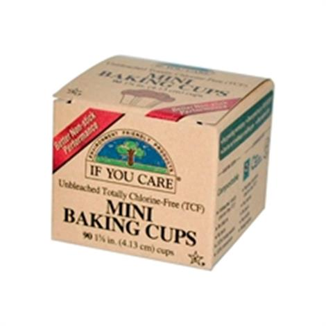 If You Care Mini Baking Cups,Baking Cups, 90 ct.,24/Pack,B85099