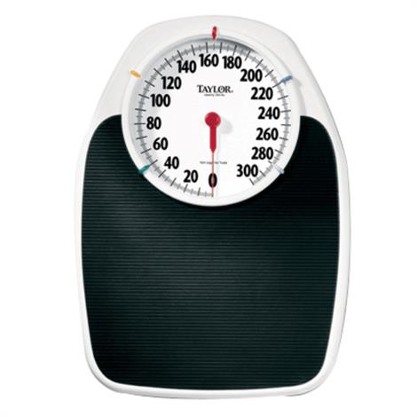 Economy Scales,Large Dial Scale,9 lbs.,Each,12-1320
