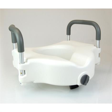 Homecraft Locking Toilet Seat,Locking Toilet Seat,Each,81705383