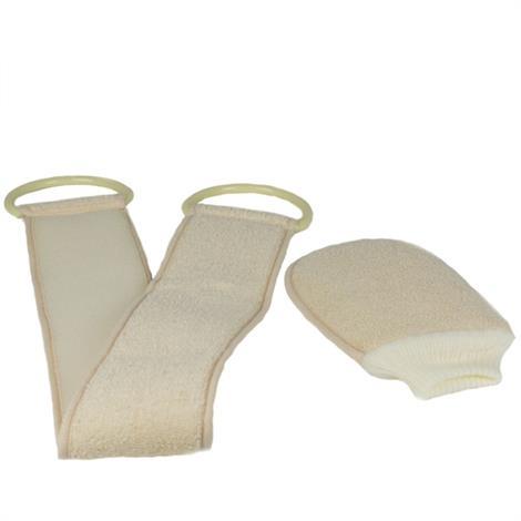 Homecraft Flannel Strap and Wash Mitt,Flannel Strap and Wash Mitt,Each,81611078