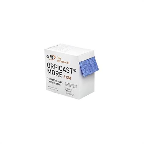 """Orficast More Thermoplastic Tape,Blue,2"""" x 9ft,Width: 6cm,Each,4035 - from $64.99"""