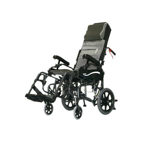 Karman Healthcare Tilt-in-Space Foldable Manual Wheelchair,0,Each,0