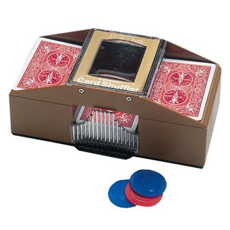 Automatic Card Shuffler,Card Shuffler,Each,NC29100 NCMNC29100