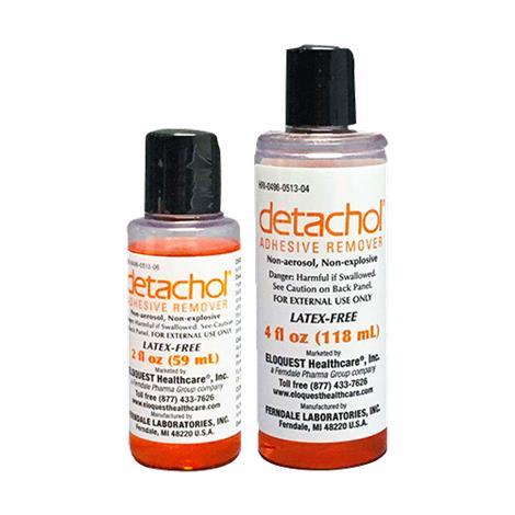 Ferndale Detachol Adhesive Remover,2oz Bottle,12/Case,51306
