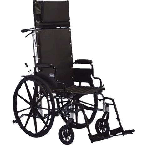 Invacare 9000 XT Recliner Wheelchair,0,Each,9RC