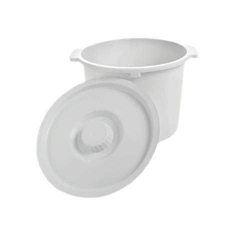 Invacare Pails And Lids,Pails and Lids,12/Case,6317