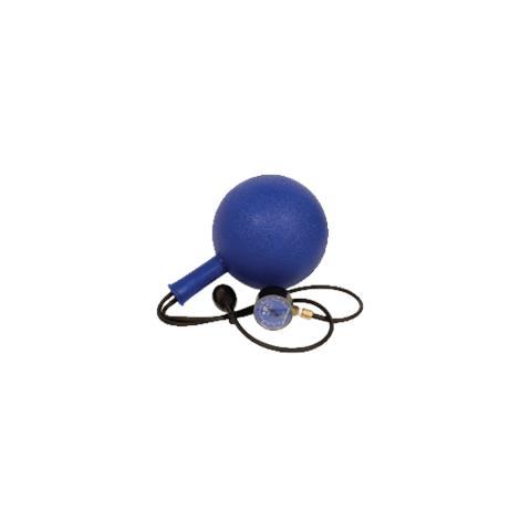 Nexerciser Isotonic And Isometric Neck Muscle Tester,Analog,Each,ANALOG
