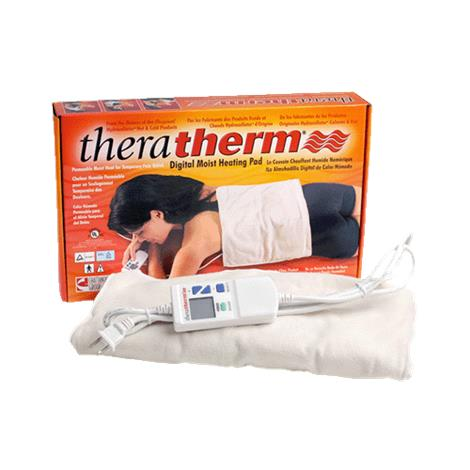 "Chattanooga Theratherm Automatic Moist Heat Pack,14""L x 14""W (36cm x 36cm),Medium,Each,1031"