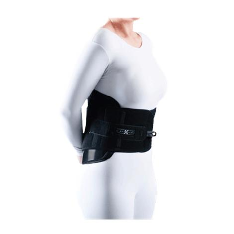 Optec Stealth Xtreme Lumbosacral Orthosis Back Brace