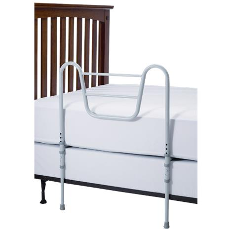 Tubular Fabricators HandiRail Half Bed Assist Rail,Dove Gray,Each,8752-1