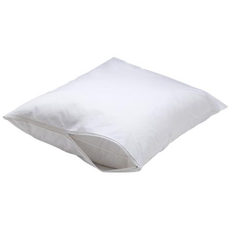 "Bargoose Bed Bug Solution Elite Zippered Pillow Cover,King,21"" x 37"",Each,9222"