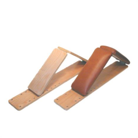 Fabrication Quadriceps Board,Metal,Padded,Each,10-1142