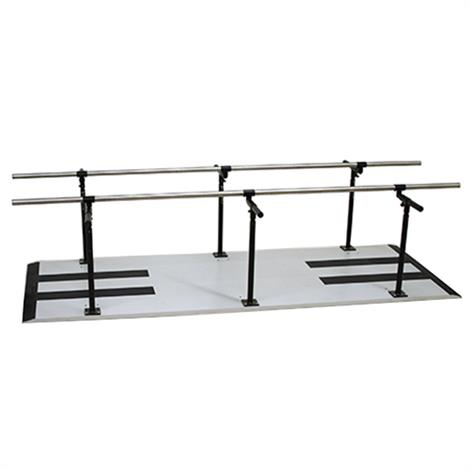 Hausmann Bariatric Parallel Bars Height And Width Adjustable,10 ft Length,Each,1386