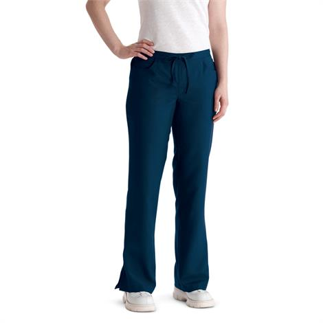 Medline PerforMAX Modern Fit Boot Cut Pant - Caribbean Blue,4X-Large,Each,865JCB4XL
