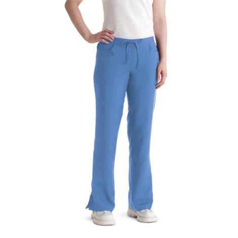 Medline PerforMAX Modern Fit Boot Cut Pant - Ceil Blue,4X-Large,Each,865NTH4XL
