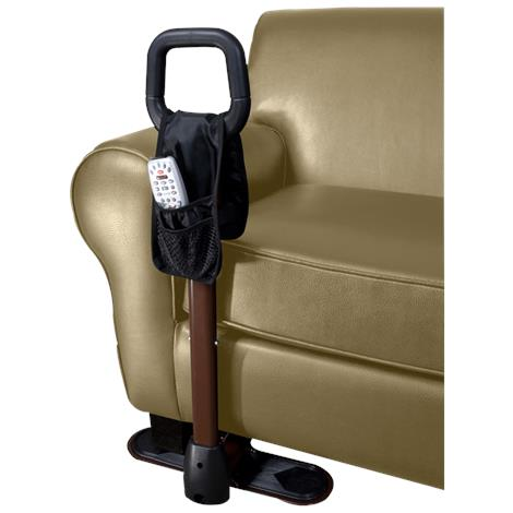 Standers CouchCane With Organizer Pouch,Cane,Each,2001