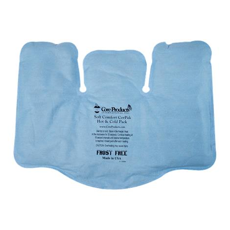 """Core Soft Comfort CorPak Hot and Cold Therapy TriSectional Pack,Tri-Sectional,11"""" x 15"""" (28cm x 38cm),Each,ACC554"""