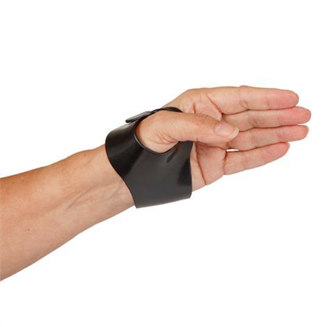 "Omega Black Thermoplastic 2.4mm Splinting Material,Black,Perforated 3.5%,18"" x 24"" (45 x 60cm),4/Pack,NC13301-B"
