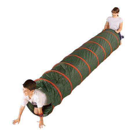 FlagHouse Heavy Duty Crawl Tunnel,9 Feet Long,Each,7210