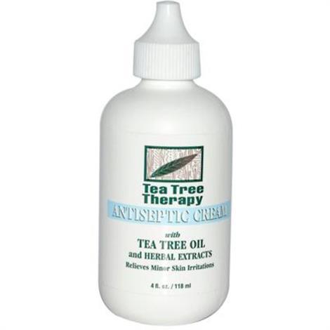 Image of Tea Tree Therapy Cream,Tea Tree Oil,4 oz.,Each,74404