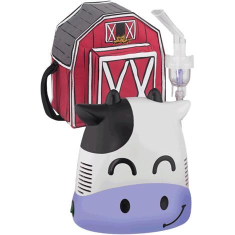 """Mabis DMI HealthSmart Kids Margo Moo Steam Inhaler,6-3/4"""" x 4-5/8"""" x 10-3/4"""",Each,40-750-000"""
