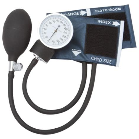 American Prosphyg Child Size Pocket Aneroid Sphygmomanometer,Adult Size,cuff range 23-40cm,Each,775-11AN