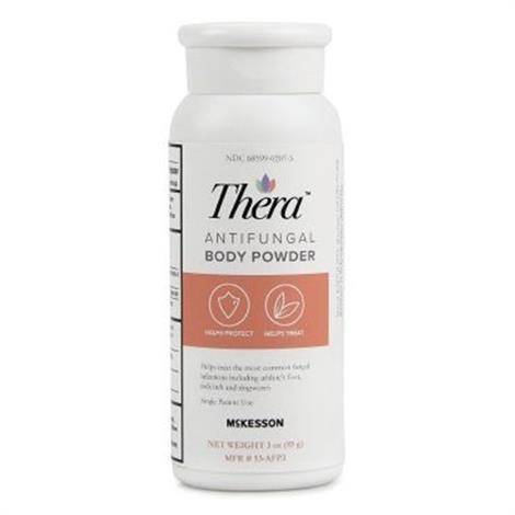 Thera Body Powder,3 oz.,12/Case,53-AFP3