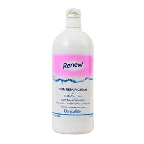 Dermarite Renew Lotion Rinse-Free Body Cleanser,8 oz,12/Case,430