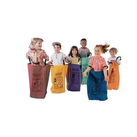 Childrens Factory Potato Sacks,26 x 13 inch,6/Pack,LC131