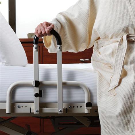 Medline Alterra Flip Down Assist Bar Bed Rail,Assist Bar Bed Rail,Each,FCE1232ABN