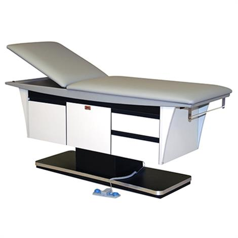 Hausmann Powermatic Treatment Table With Gas Spring Backrest