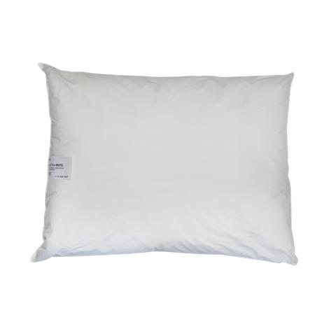 "McKesson Extra Full Loft Reusable Bed Pillow,Pillows With Stability Core,Whit,21"" x 27"",12/Pack,41-2127-BS"