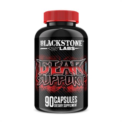 Blackstone Labs Gear Support Dietary ,90 Capsules,Each,3900016