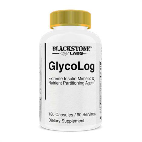 Blackstone Labs Glycolog Dietary,180 Capsules,Each,3900009