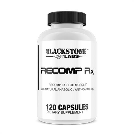 Blackstone Labs Recomp Rx Dietary,120 Capsules,Each,3900040