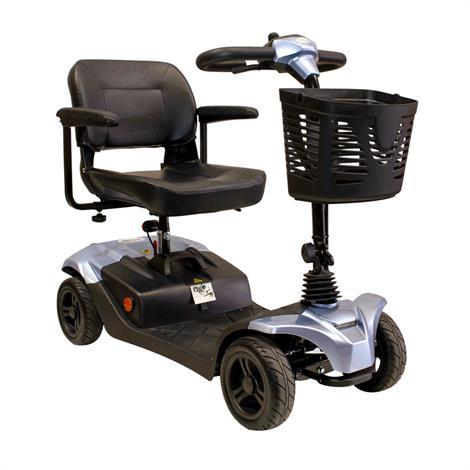 EWheels EW-M41 Mobility Scooter,Blue,Each,EW-M41
