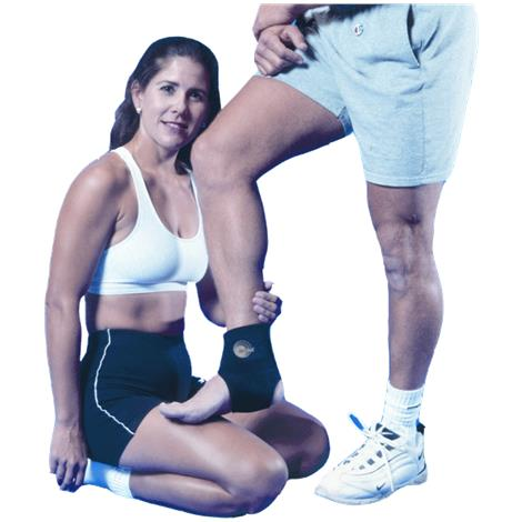 "BMMI Ankle Support,7.25"" x 10.75"",Each,BIO-20000"