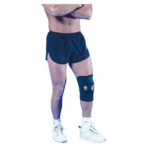 "BMMI Knee Support,Large/X-Large,Fits Knee Size Up to 16.75"",Each,BIO-10001"