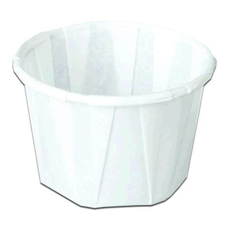 Papercraft Souffle Paper Medicine Cup,Capacity: 3/4oz,5000/Case,67075 PAP67075/cs