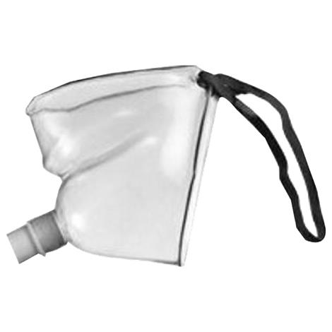 Allied Adult Face Tent Mask,With Elastic Strap,50/Case,60280