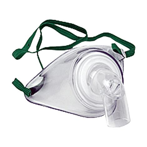 Allied Tracheostomy Masks With Elastic Strap,Adult,50/Case,61075