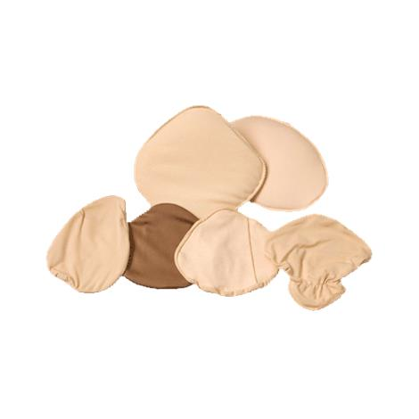 Nearly Me General Triangle Comfort Covers For Lightweight Breast Forms,Size 10,Each,17-910-10