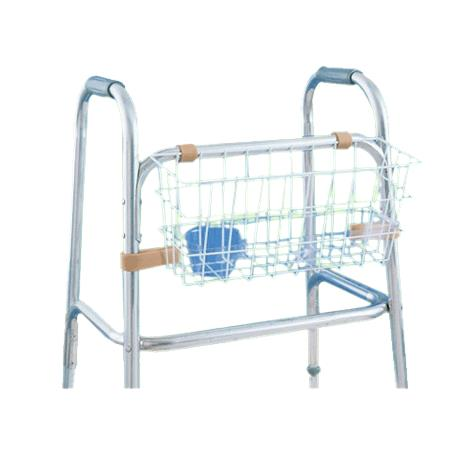 "Carex Strap On Walker Basket With Tray,7""H x 16""W X 6""D,Each,FGA82500"