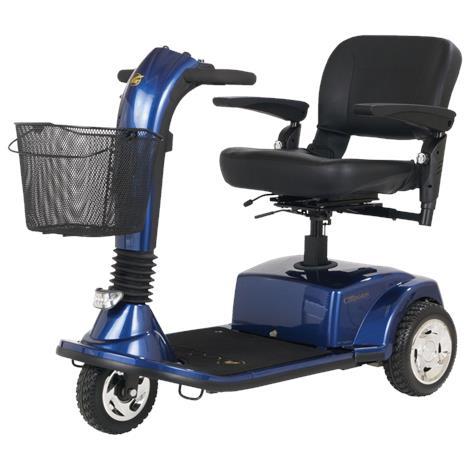 Golden Tech Companion Ii Three Wheel Scooter