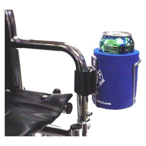 Kinsman Cage Cup Holder with Insulated Jacket,With Black Jacket,Each,16051 KEI552513