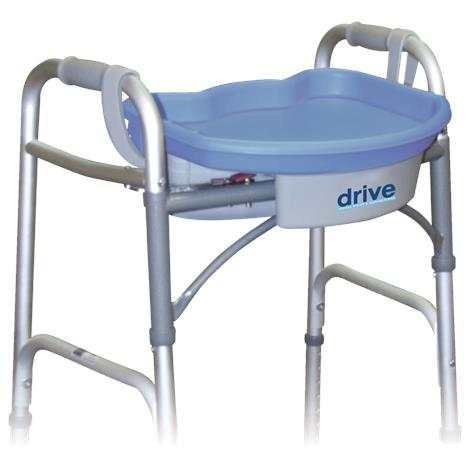 "Drive E-Z Walker Caddy,15.5""W x 5""H x 12.5""D,Each,RTL10131"