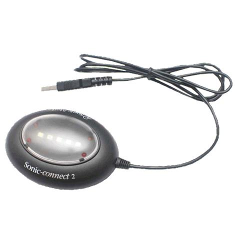 Sonic Connect Two USB Message Alert Device With Audible Alarm,USB Message Alert With Audible Alarm,Each,SEC200